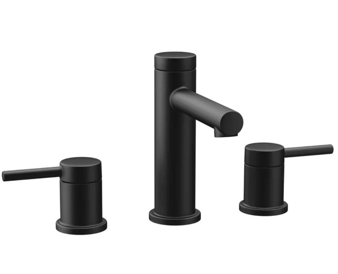 T6193BL Align Widespread Bathroom Faucet