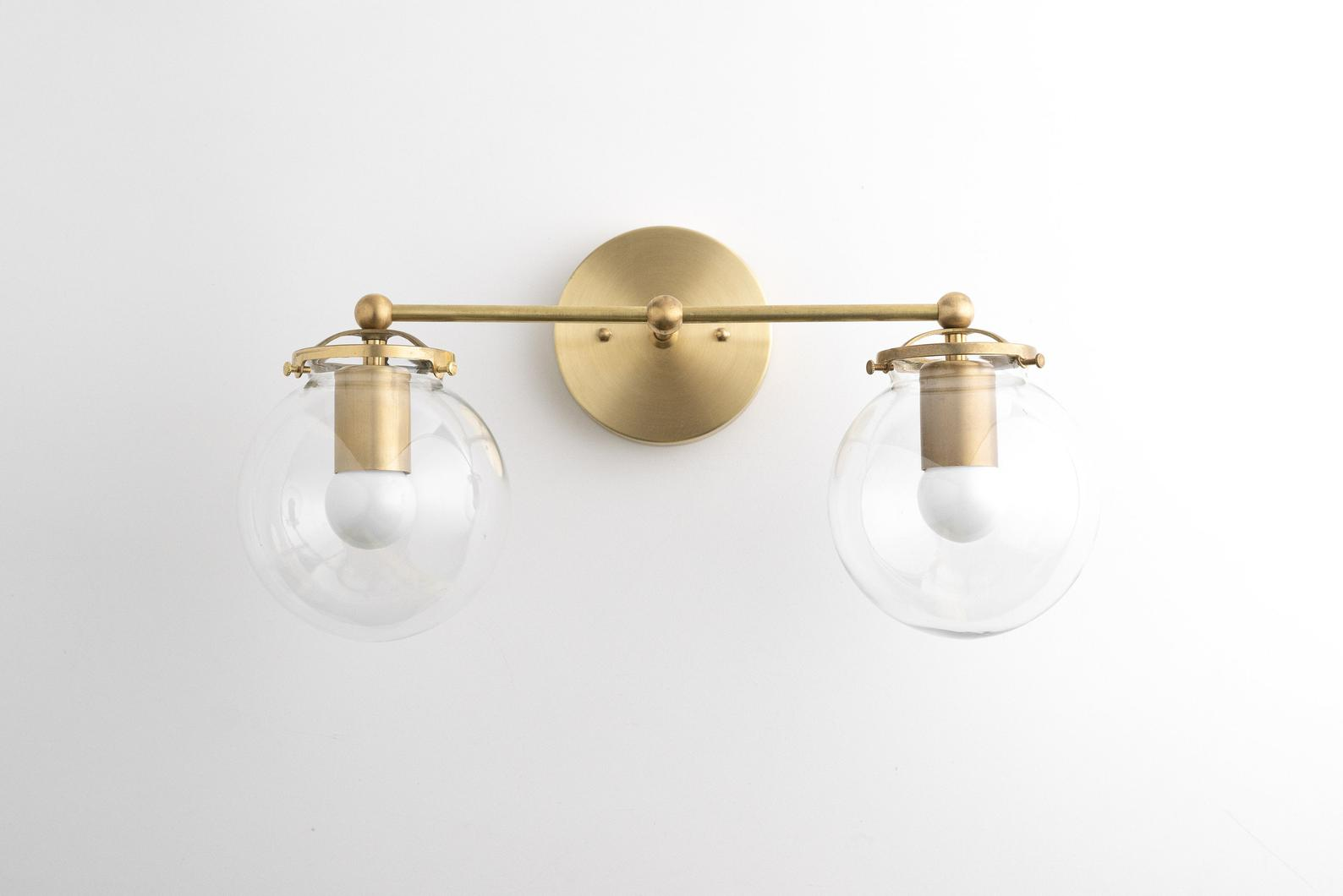 Modern Globe Vanity