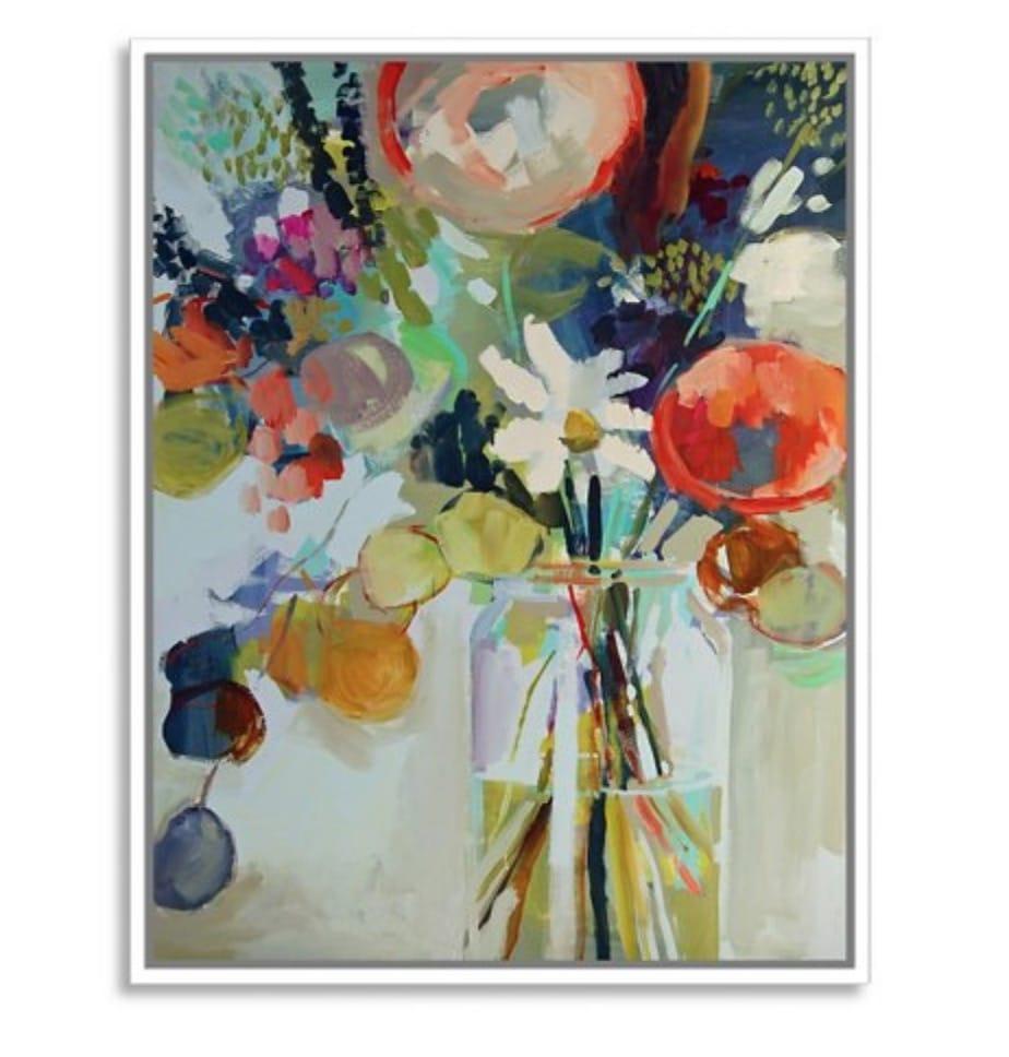 Erin Gregory, Fleur 1 Artwork