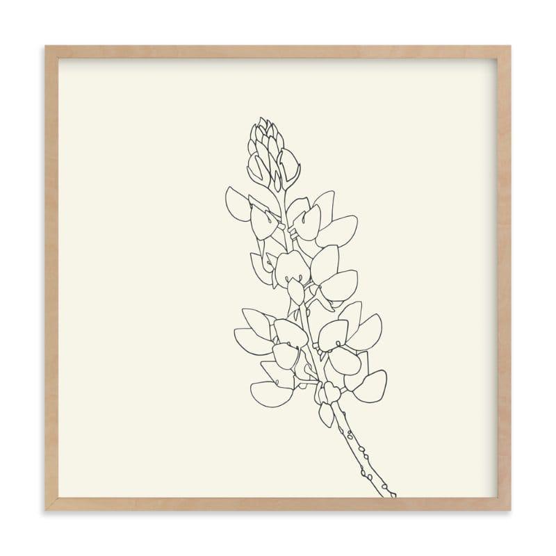 Lupine Art