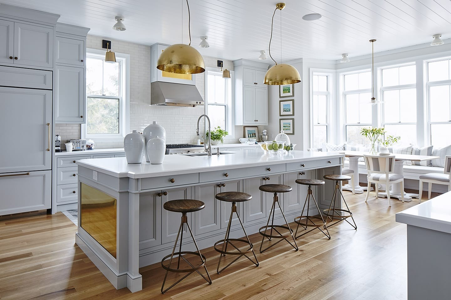 10 Items To Style Your Kitchen Island With Pop Talk Swatchpop