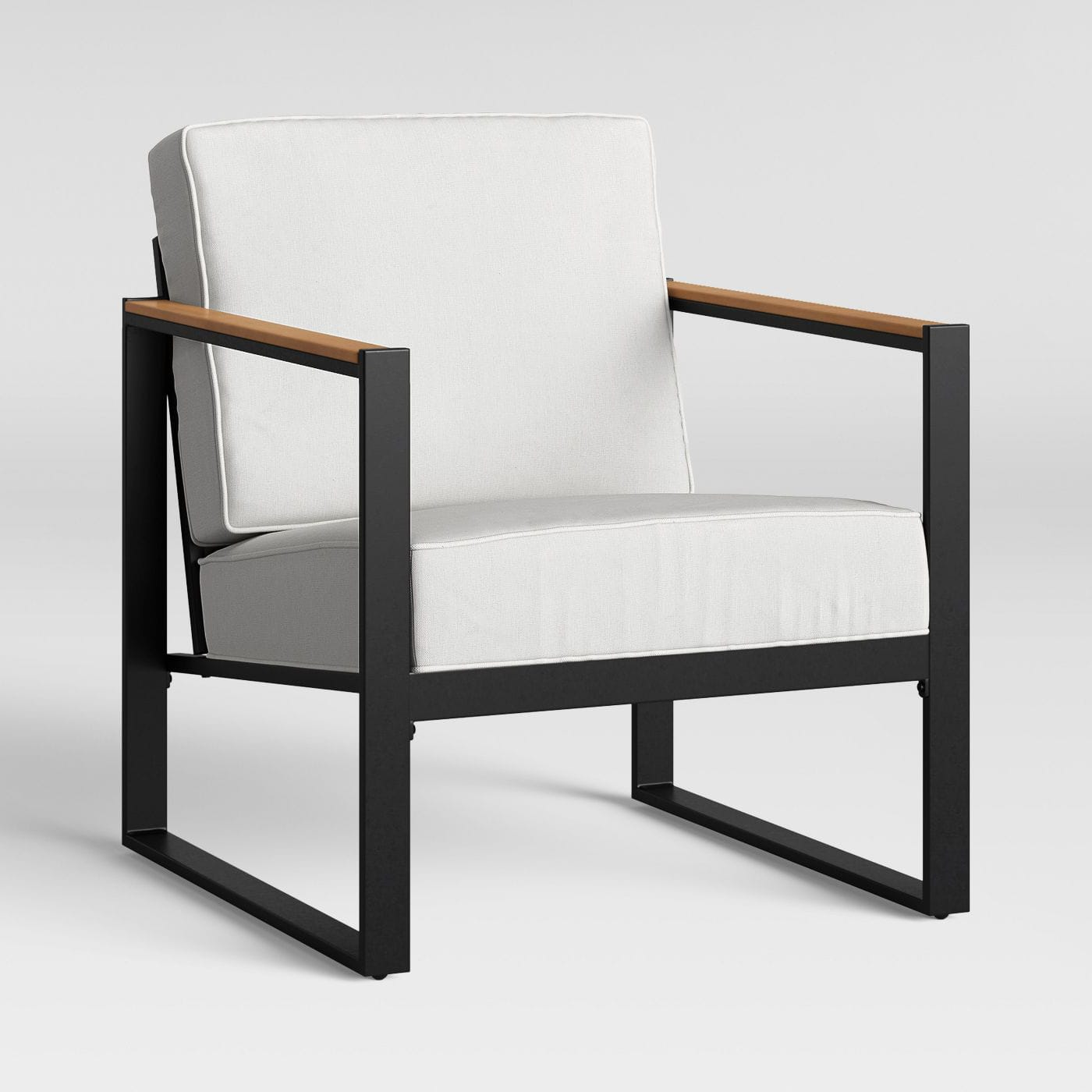 Modern Club Outdoor patio chair