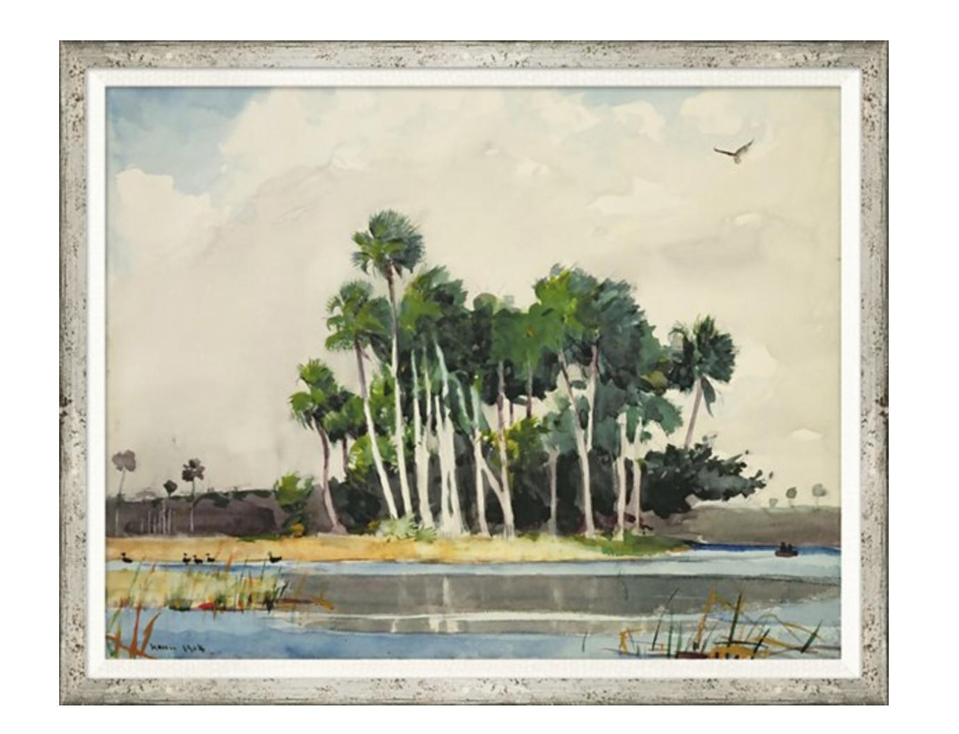 Marsh Life, 1904