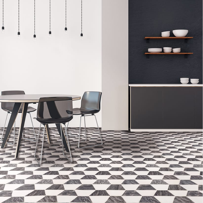 Jeffrey Court Kensington Moasic Tile