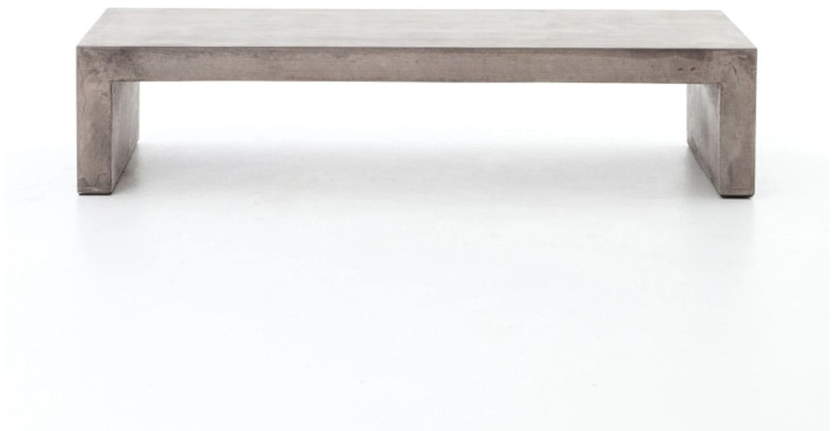 Parish Coffee Table in Dark Grey