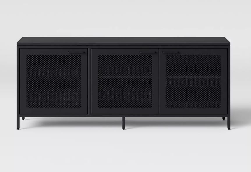 Glasgow Entertainment Console Black - Project 62