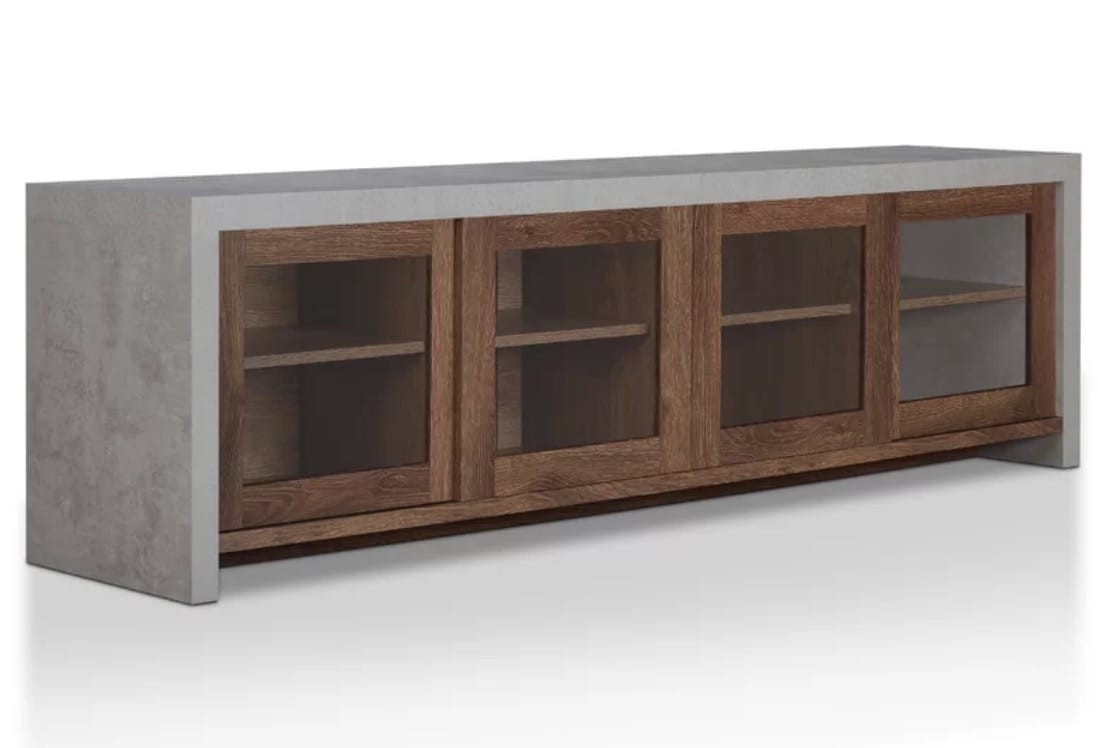 Behan Transitional TV Stand